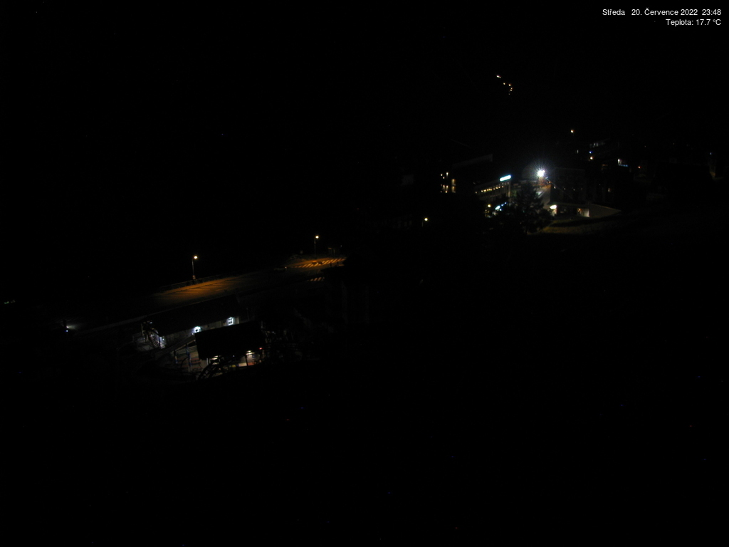 Webkamera v Peci pod Sněžkou - Relaxpark