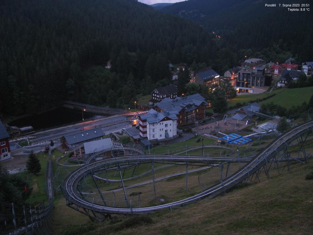 Webkamera - Pec pod Sněžkou - Relaxpark