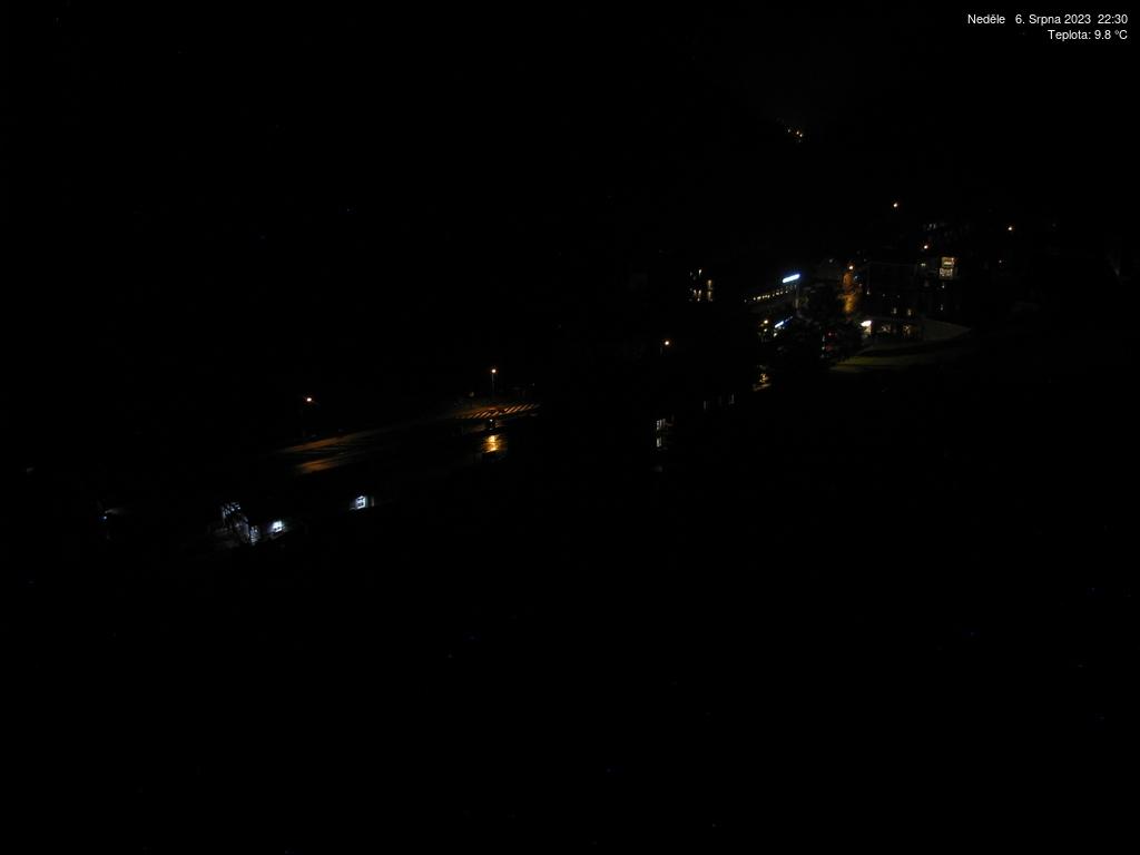 Kamera na żywo - Pec pod Śnieżką - Relaxpark