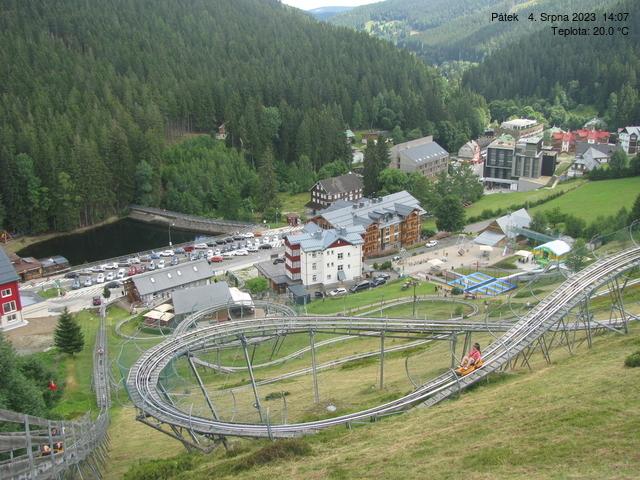 webkamera Pec pod Sněžkou