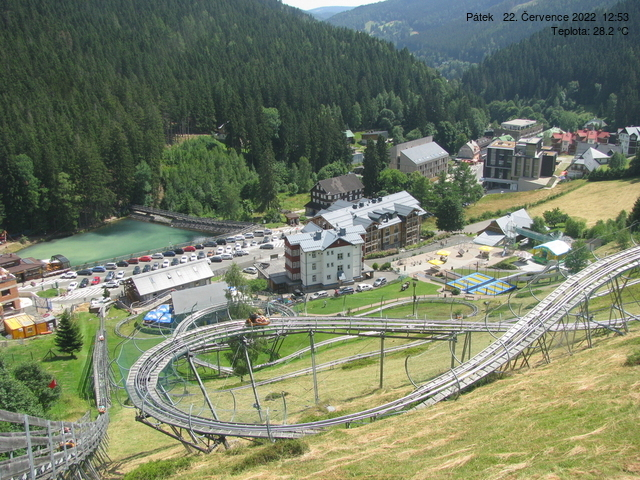 Pec pod Sněžkou - Relaxpark