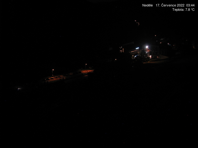 Webcam Pec pod Snezkou - Relax Park