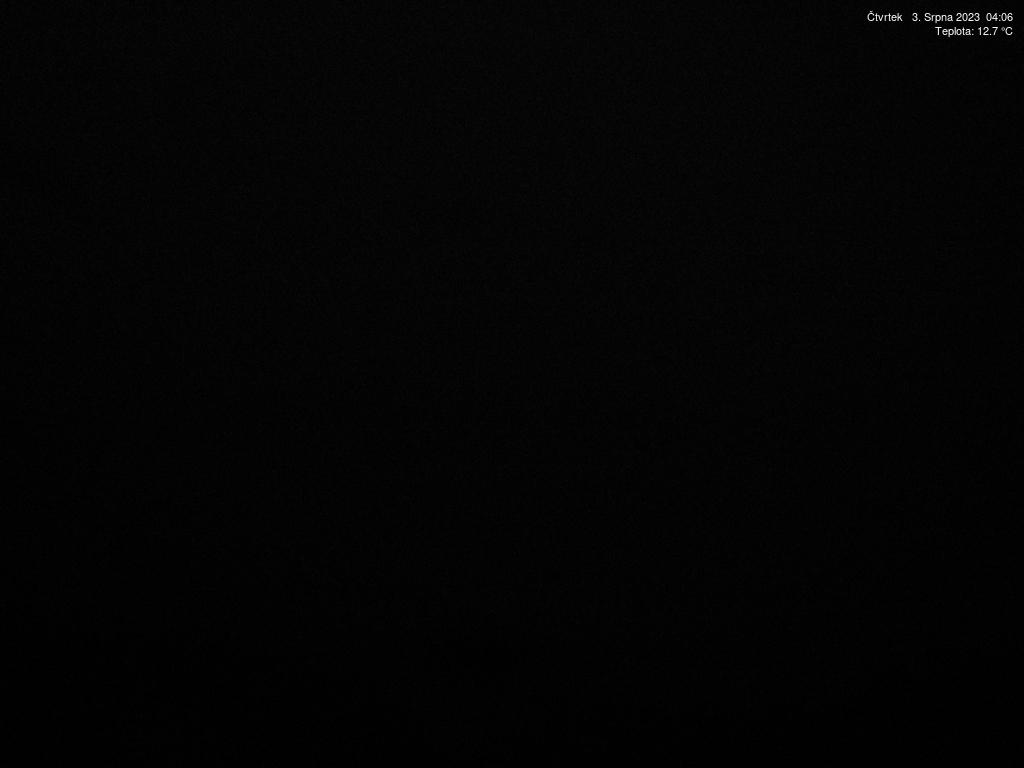 Webcam Skigebied Janske Lazne Piste - Reuzengebergte