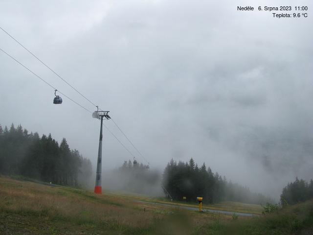Kamenec - Lysá hora a Kotel
