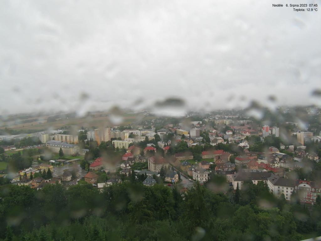 Webkamera Trutnov - Gablenz SZ