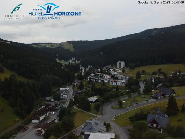Pec pod Sněžkou - Horizont, Krkonoše