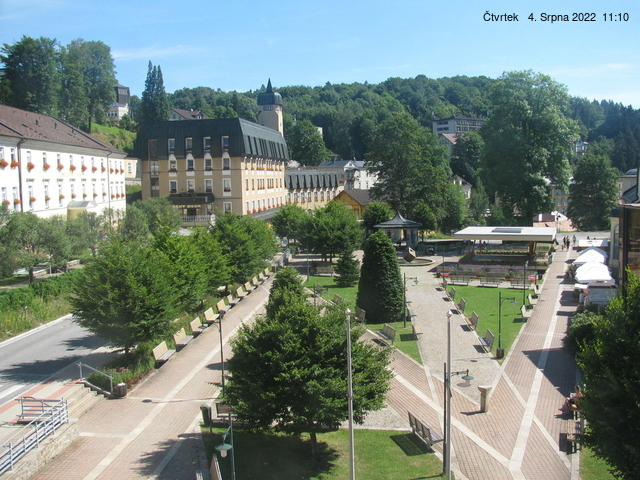 Webcam Janske Lazne