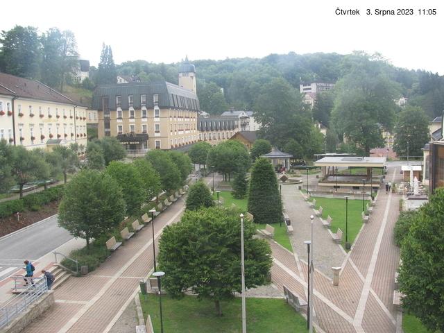 Webcam Janské Lázně