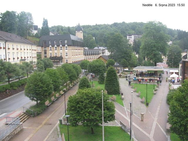 Webcam Jánské Lázně