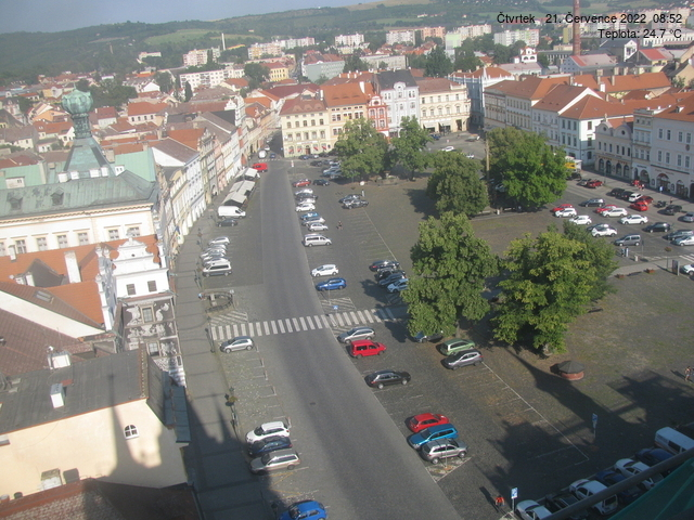 Webcam Litoměřice