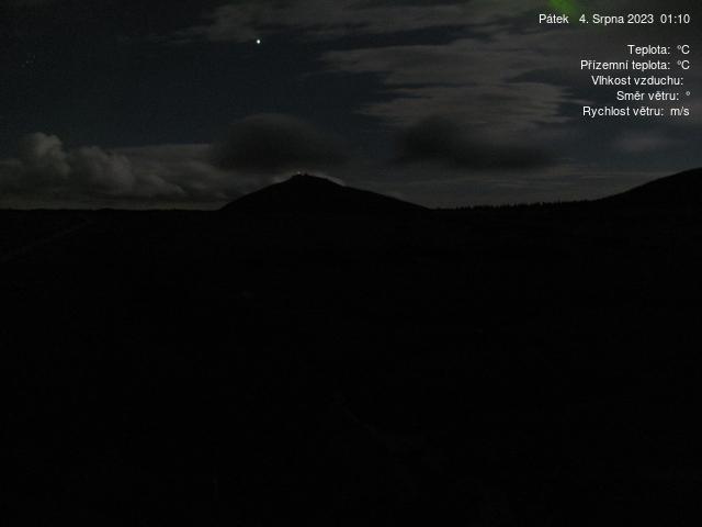 Webkamera Śnieżką