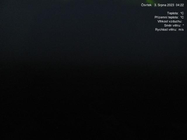 Webcam Pec pod Snezkou