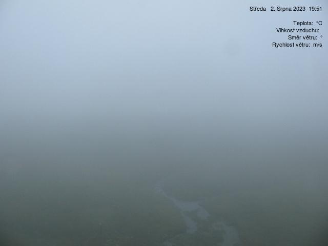 Webcam Skigebiet Spindlerm�hle an der Lucni Baude - Riesengebirge