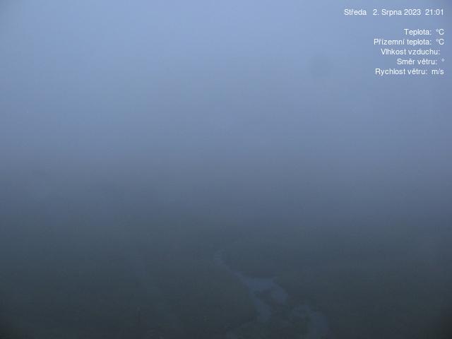 Webcam Skigebiet Pec pod Snezkou Lucni Baude - Schneekoppe - Riesengebirge