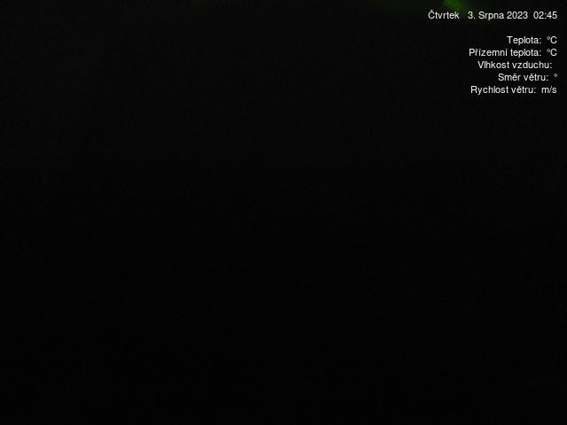 Webcam Ski Resort Pec pod Snezkou Lucni Baude - Schneekoppe - Giant Mountains