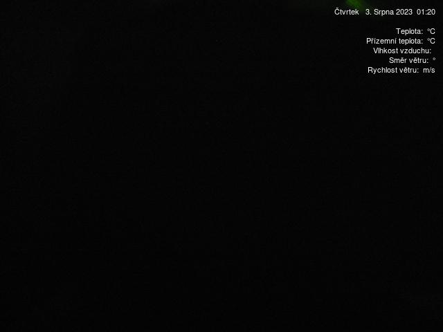 Webcam Ski Resort Spindleruv Mlyn an der Lucni Baude - Giant Mountains