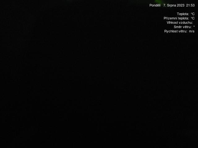 Webcam Skigebiet Spindlermühle an der Lucni Baude - Riesengebirge