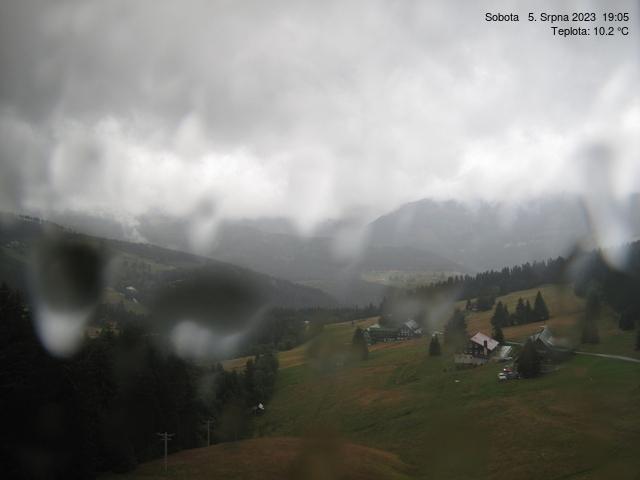Pec pod Sněžkou - Bouda na Muldě - CZECHY