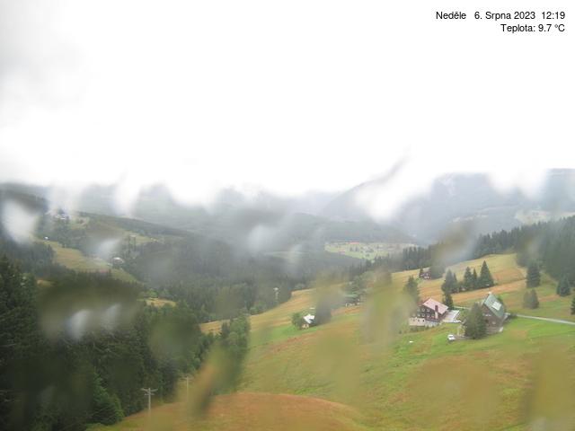 Kamera Pec pod Sněžkou