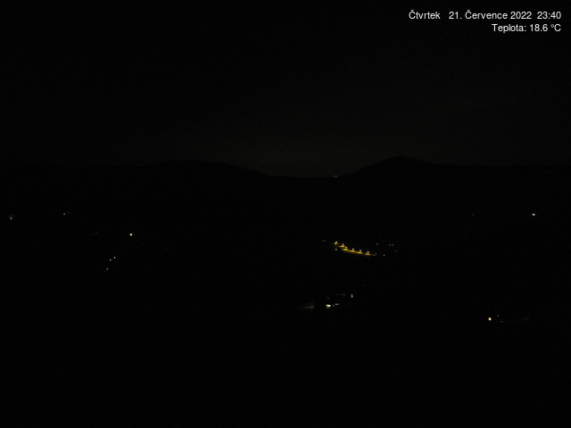 Webcam Riesengebirge - Pec pod Sněžkou
