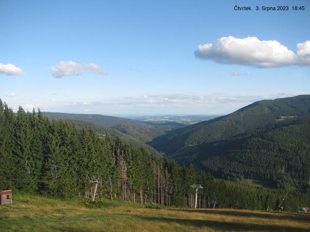 webkamera Velká Úpa