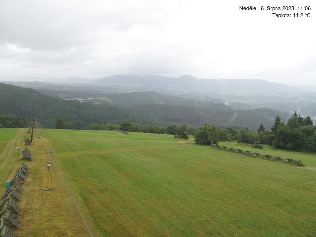 Webcam Skigebied Zacler Arrakis - Reuzengebergte