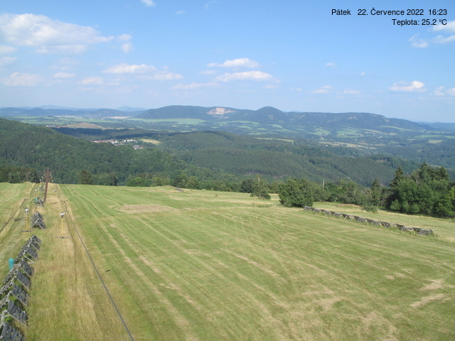 Webcam Skigebiet Zacler Arrakis - Riesengebirge