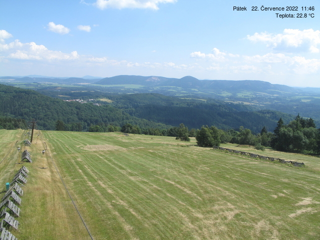 Webcam Ski Resort Zacler Giant Mountains