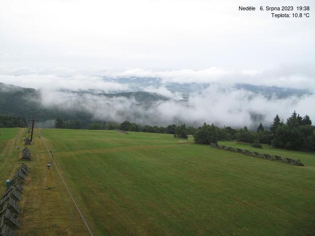 Webcam Skigebied Zacler Reuzengebergte
