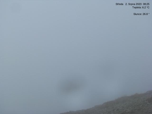 Sněžka - Studniční hora