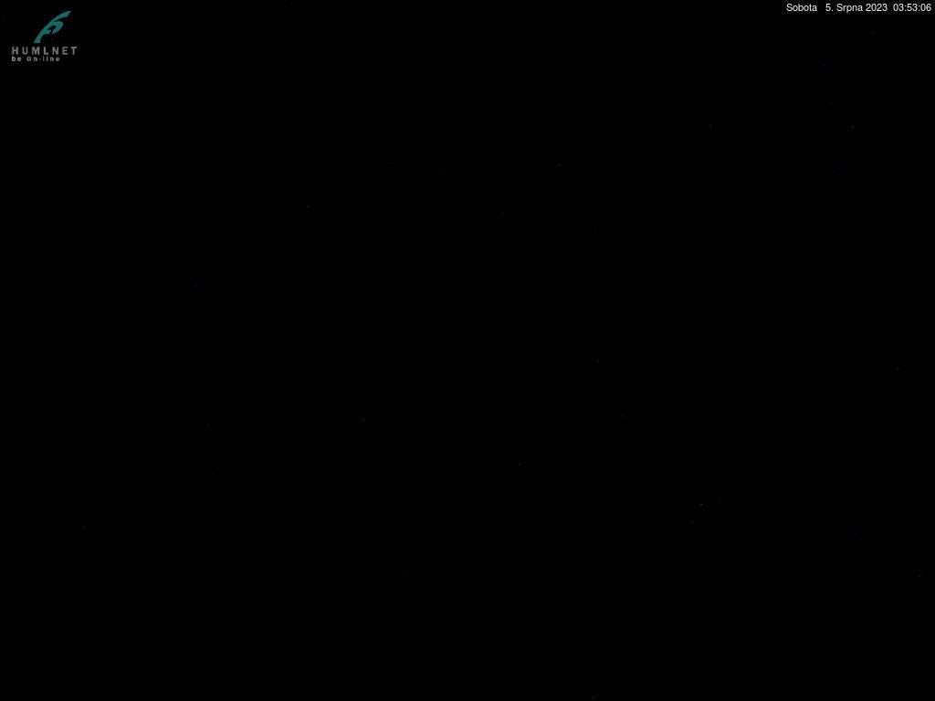 Webkamera na Sněžce v Krkonoších