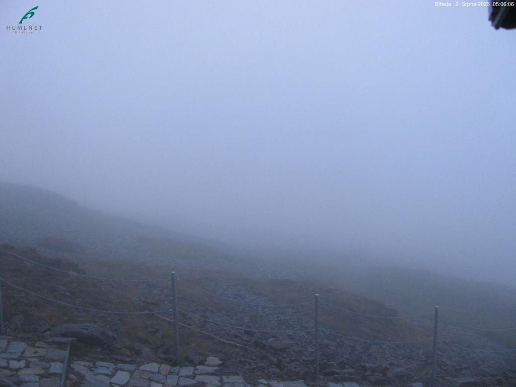 Webcam - Sněžka