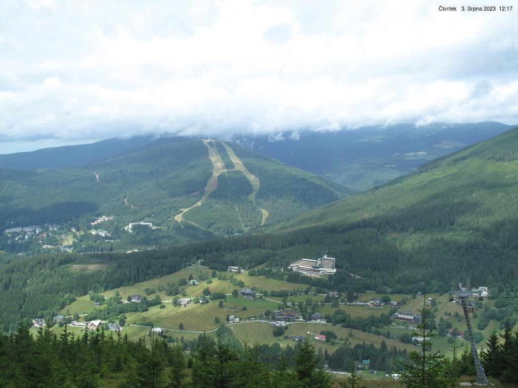 Webcam - Špindlerův Mlýn, Stoh