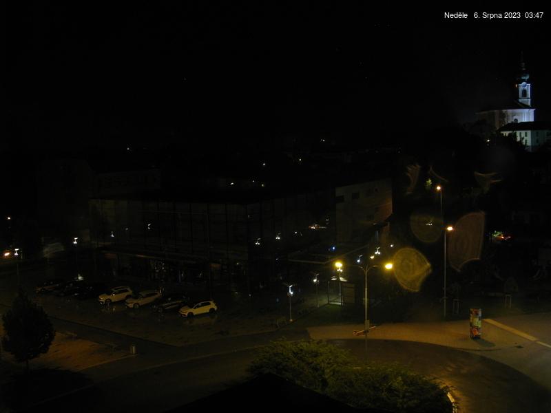 Web kamera - Společenské centrum UFFO (divadlo) - 800x600