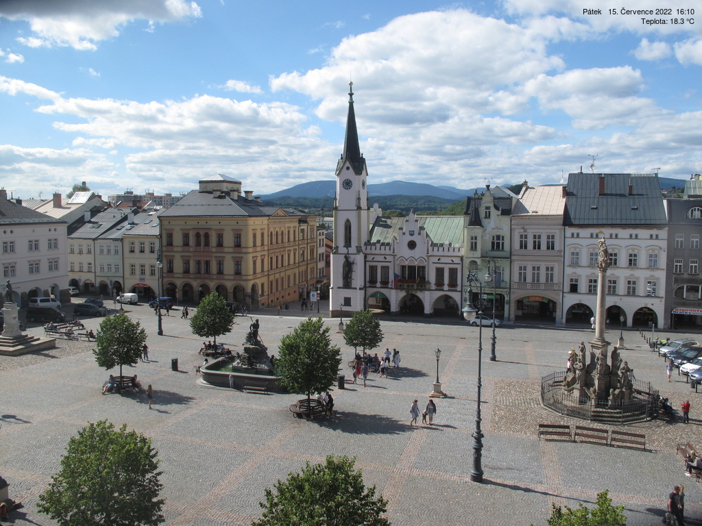 Webcam - Trutnov