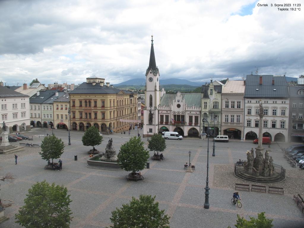 Webcam - Trutnov