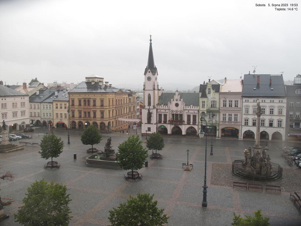 Webkamera - Trutnov