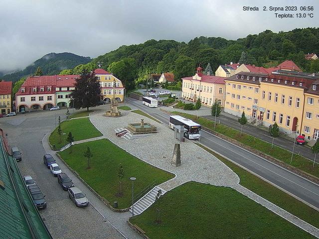 Webcam in Zacler